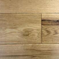 Basix Matt Engineered Floor 14mm - Natural Oak 0.99m2